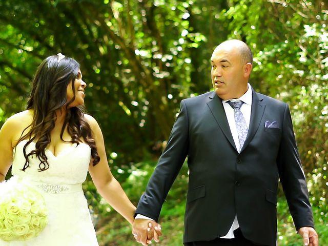 La boda de Marcia y José Manuel