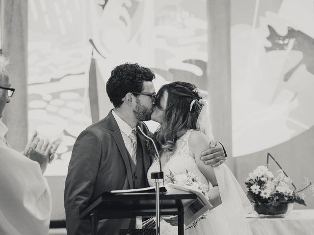 La boda de Adrian y Agathe en Bascara, Girona 28