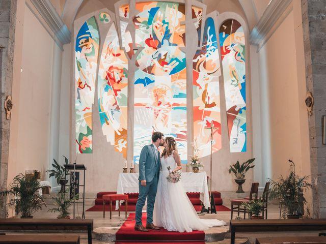La boda de Adrian y Agathe en Bascara, Girona 32