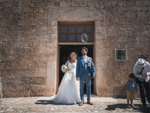 La boda de Adrian y Agathe en Bascara, Girona 35