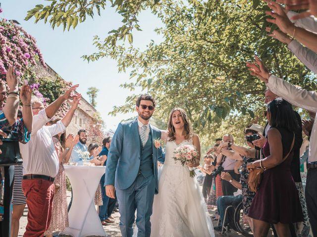 La boda de Adrian y Agathe en Bascara, Girona 43