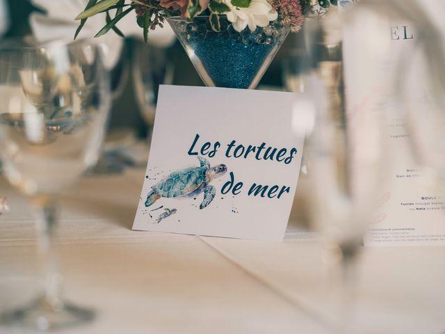 La boda de Adrian y Agathe en Bascara, Girona 46