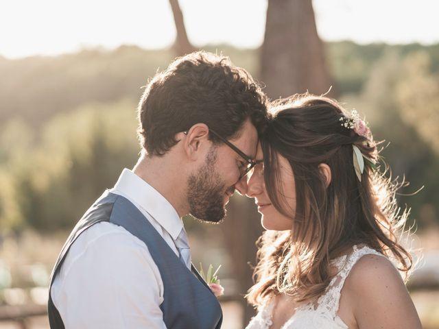 La boda de Adrian y Agathe en Bascara, Girona 62