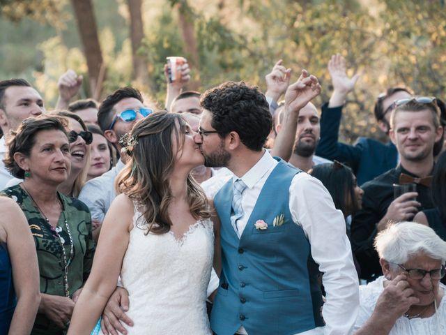 La boda de Adrian y Agathe en Bascara, Girona 65