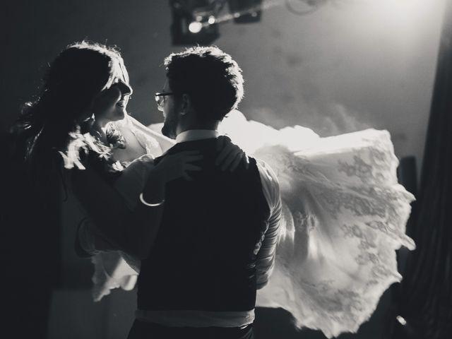 La boda de Adrian y Agathe en Bascara, Girona 71