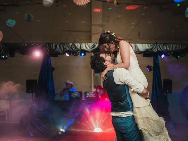 La boda de Adrian y Agathe en Bascara, Girona 72