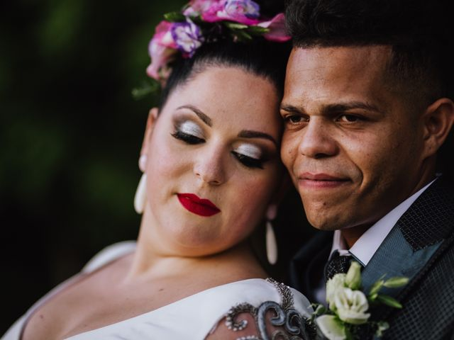La boda de Marta y Jonathan