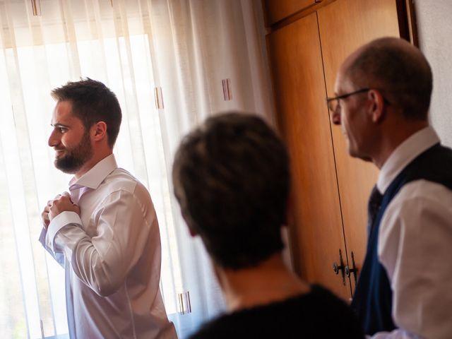 La boda de Javier y Jessica en Sentmenat, Barcelona 9