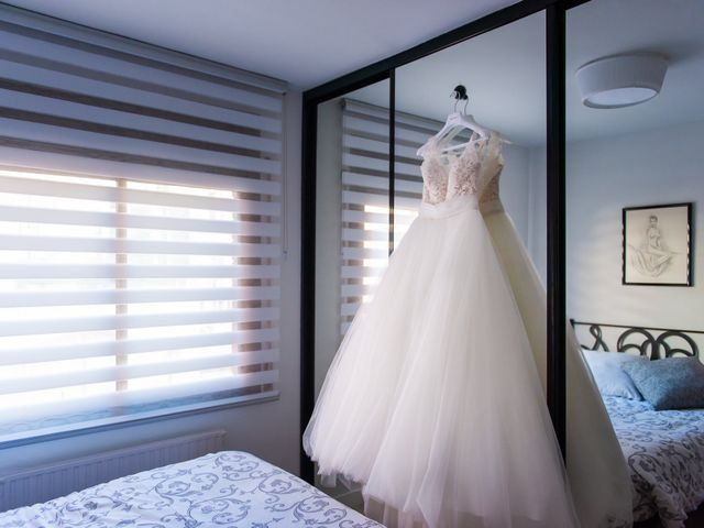 La boda de Javier y Jessica en Sentmenat, Barcelona 17
