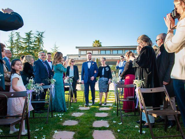 La boda de Javier y Jessica en Sentmenat, Barcelona 35