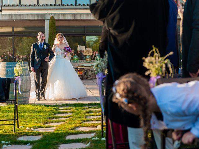 La boda de Javier y Jessica en Sentmenat, Barcelona 1