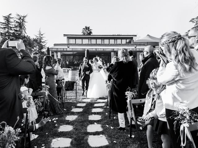 La boda de Javier y Jessica en Sentmenat, Barcelona 37