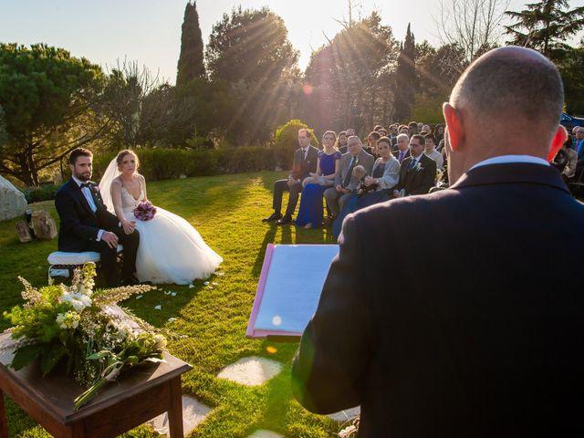 La boda de Javier y Jessica en Sentmenat, Barcelona 42