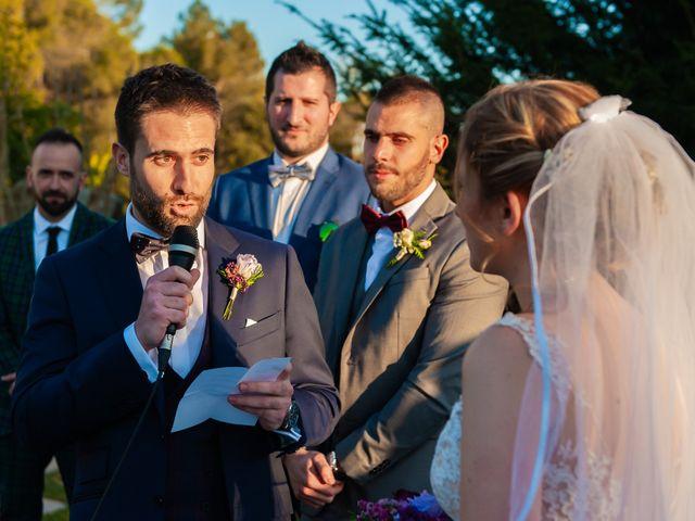 La boda de Javier y Jessica en Sentmenat, Barcelona 50
