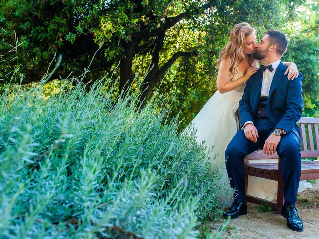 La boda de Javier y Jessica en Sentmenat, Barcelona 63
