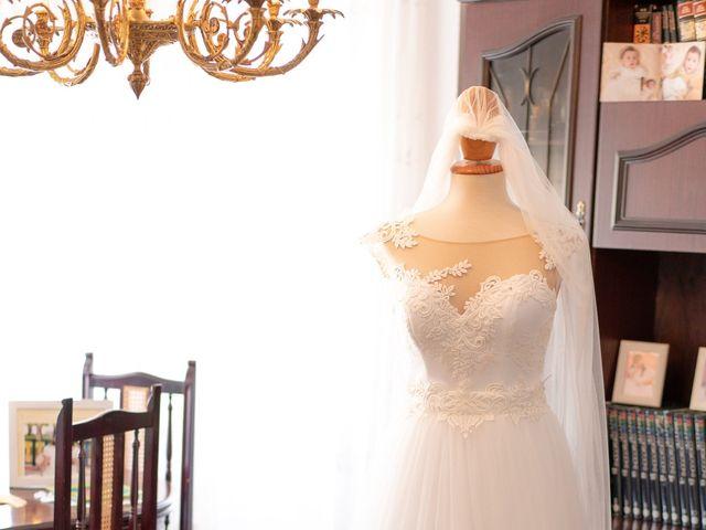 La boda de Eli y Lucas en Callosa De Segura, Alicante 10