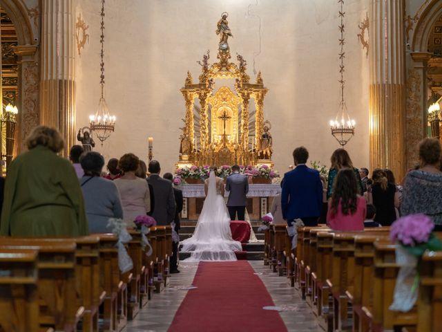 La boda de Eli y Lucas en Callosa De Segura, Alicante 16