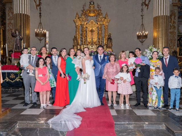 La boda de Eli y Lucas en Callosa De Segura, Alicante 23