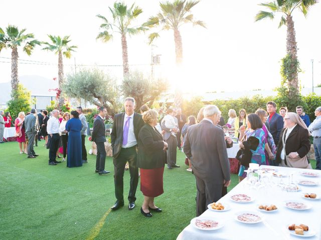 La boda de Eli y Lucas en Callosa De Segura, Alicante 24