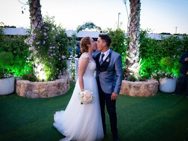 La boda de Eli y Lucas en Callosa De Segura, Alicante 25