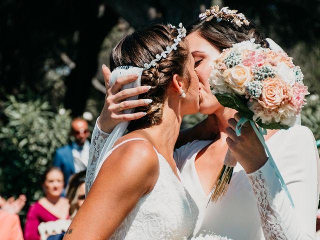 La boda de María Ángeles y Nerea en El Rompido, Huelva 3