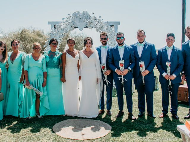 La boda de María Ángeles y Nerea en El Rompido, Huelva 2