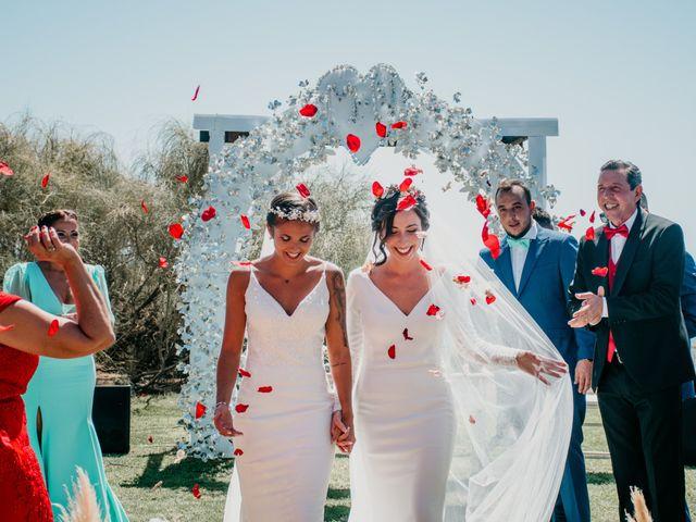 La boda de María Ángeles y Nerea en El Rompido, Huelva 1