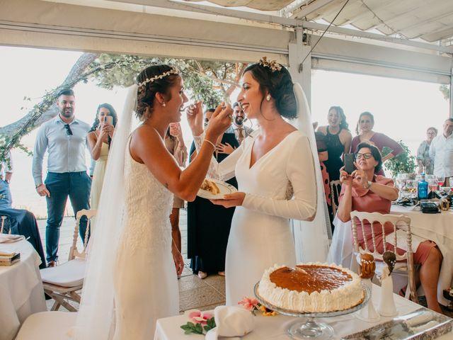 La boda de María Ángeles y Nerea en El Rompido, Huelva 4