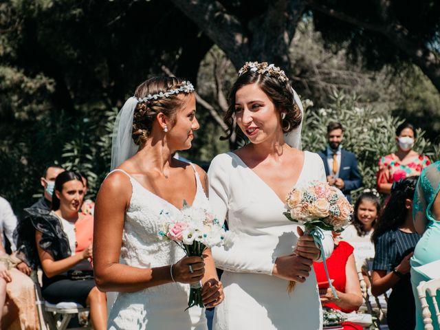 La boda de María Ángeles y Nerea en El Rompido, Huelva 8