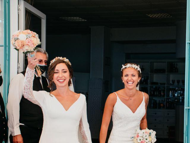 La boda de María Ángeles y Nerea en El Rompido, Huelva 9