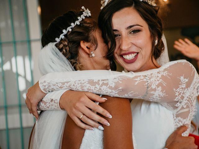 La boda de María Ángeles y Nerea en El Rompido, Huelva 10