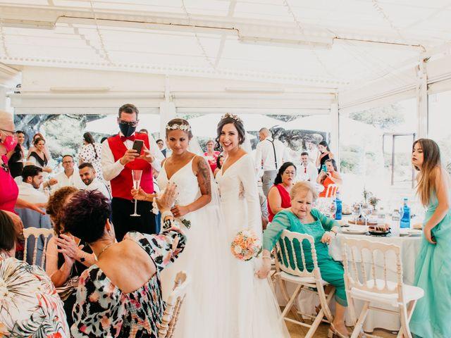 La boda de María Ángeles y Nerea en El Rompido, Huelva 12