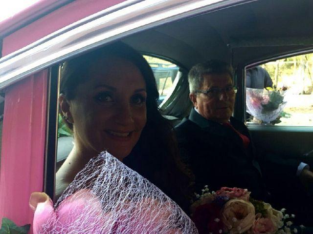 La boda de Sergio  y Olga  en Palau De Plegamans, Barcelona 4