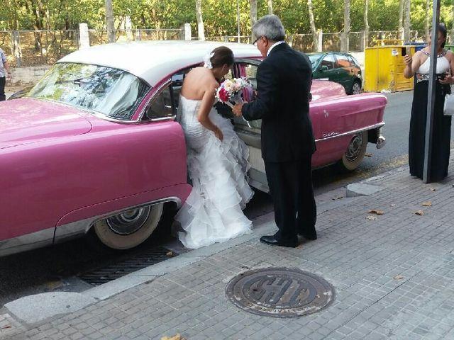 La boda de Sergio  y Olga  en Palau De Plegamans, Barcelona 2