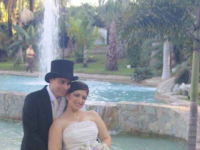 La boda de Fran y Kary en Málaga, Málaga 6