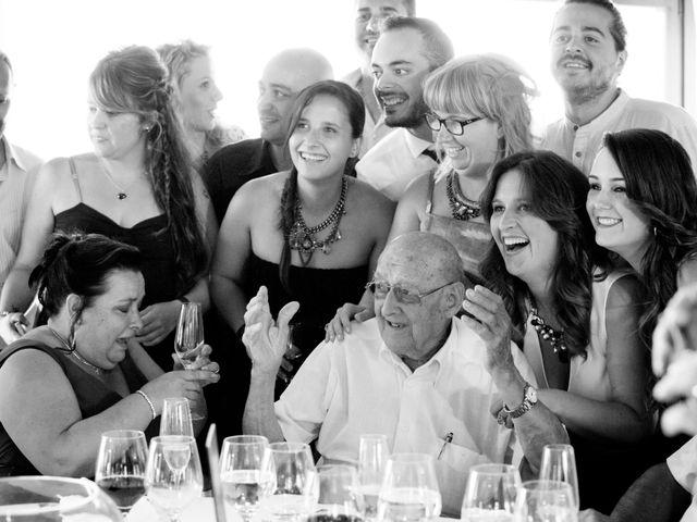 La boda de Jordi y Eliana en Orista, Barcelona 93