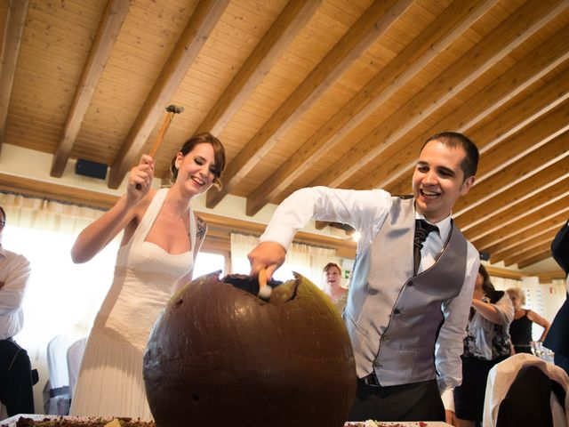 La boda de Jordi y Eliana en Orista, Barcelona 96