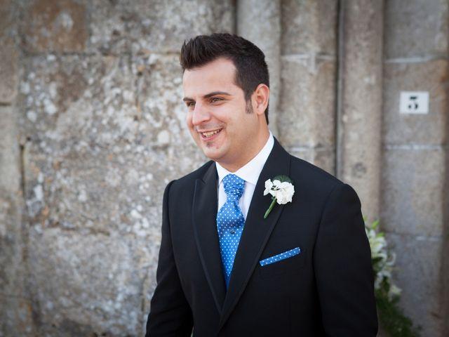 La boda de Bruno y Mónica en Santeles, Pontevedra 5