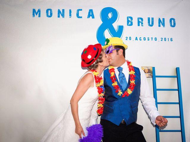 La boda de Bruno y Mónica en Santeles, Pontevedra 21