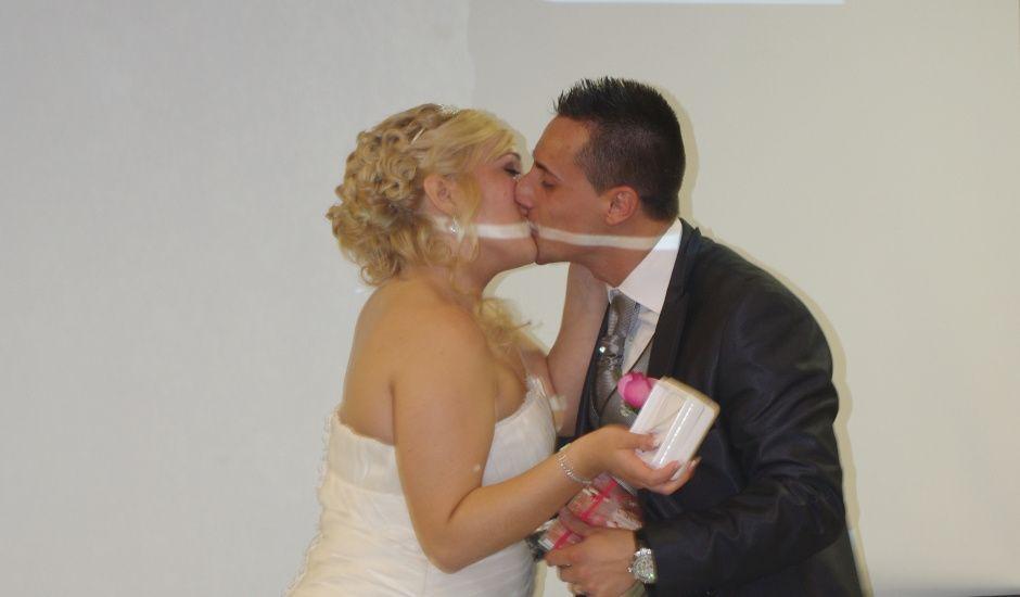 La boda de Estefania y Itamar en Valencia, Valencia