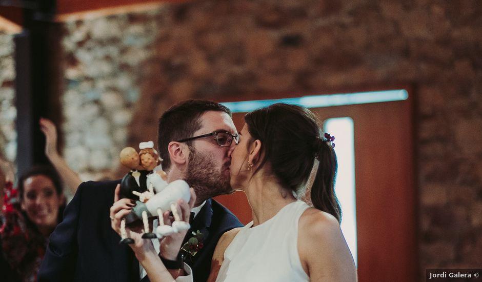 La boda de Marc y Núria en Montseny, Barcelona