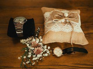 La boda de Lorena y Xosé 1