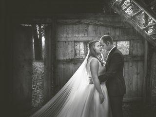 La boda de Olaya y Amadeo