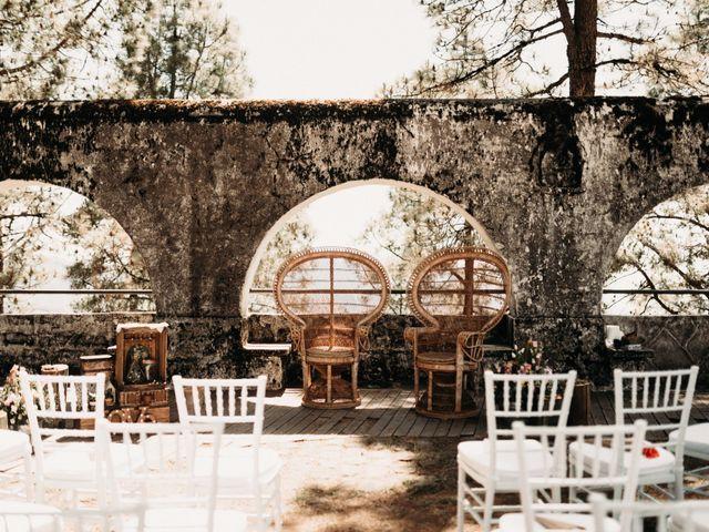 La boda de Marc y Susana en Tejeda, Las Palmas 17