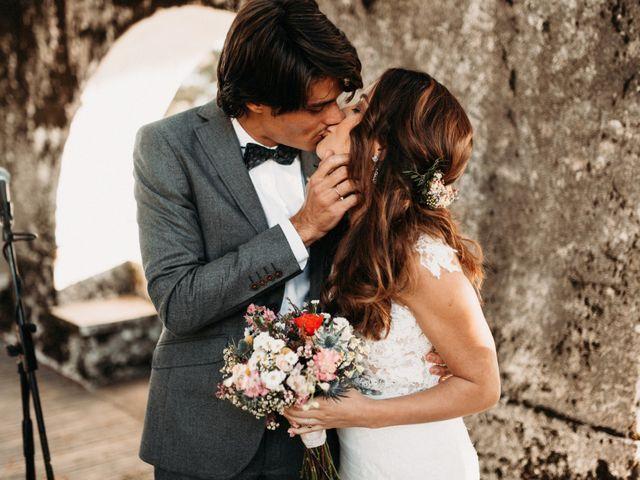 La boda de Susana y Marc