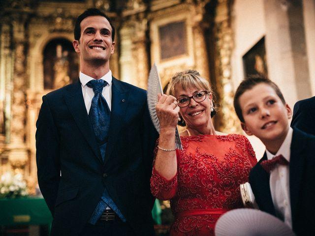 La boda de Ángel y Elena en Los Santos De Maimona, Badajoz 15