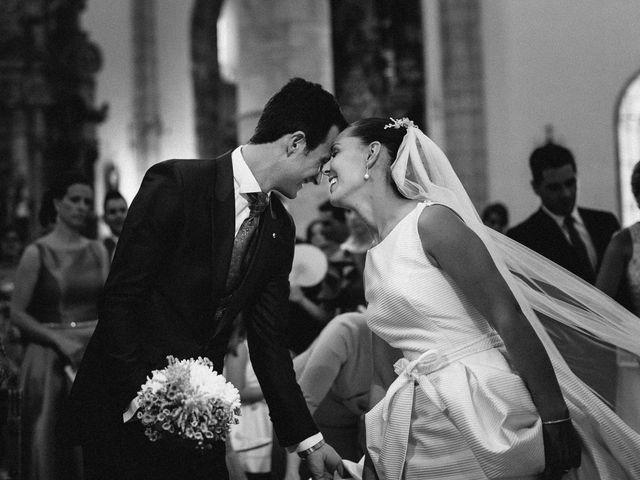 La boda de Ángel y Elena en Los Santos De Maimona, Badajoz 18