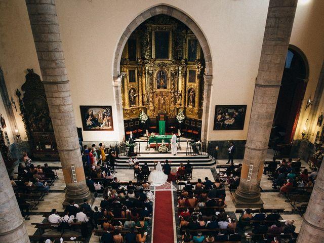 La boda de Ángel y Elena en Los Santos De Maimona, Badajoz 19