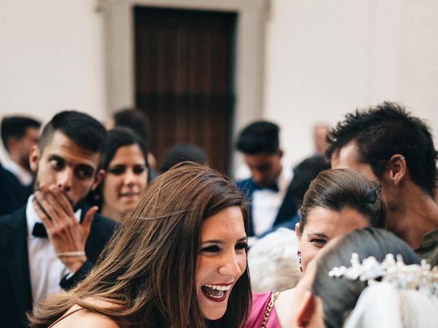 La boda de Ángel y Elena en Los Santos De Maimona, Badajoz 24