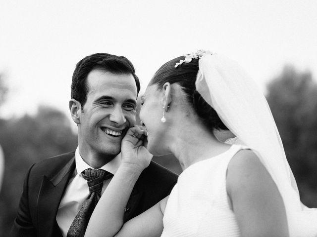 La boda de Ángel y Elena en Los Santos De Maimona, Badajoz 25